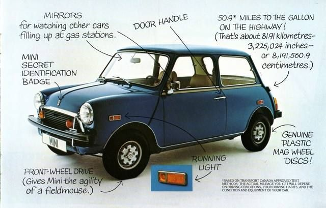Classic Mini Cooper A Collection Of Cars And Motorcycles