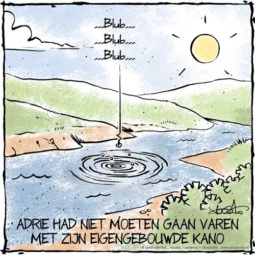 De onderwaterkanotochten van Adrie waren een once in a lifetime experience