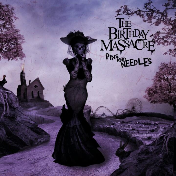 The Birthday Massacre Pins And Needles album art
