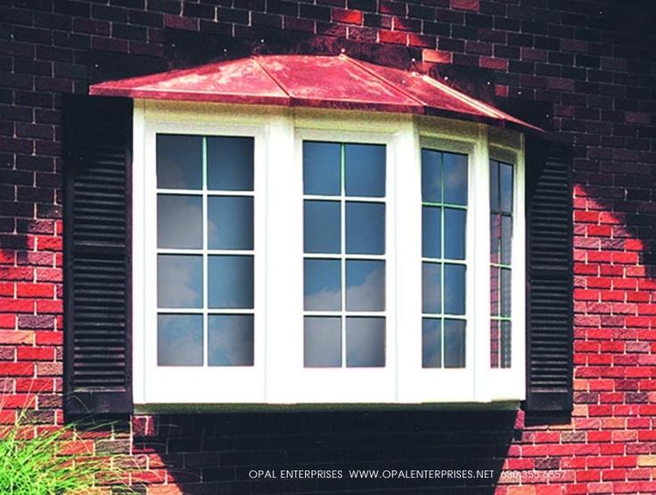 Artistically Aging Around A New Window Andersen Windows