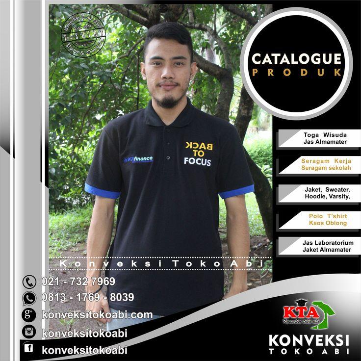 Kaos Polo Modern Tangerang
