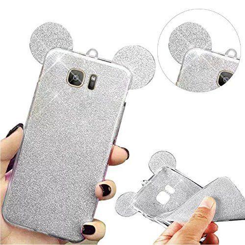 MOMDAD S7 Edge Coque Galaxy S7 Edge Etui Absorption des chocs TPU Bumper Protection Goutte Anti-Statique Case Résistant aux rayures Cover…