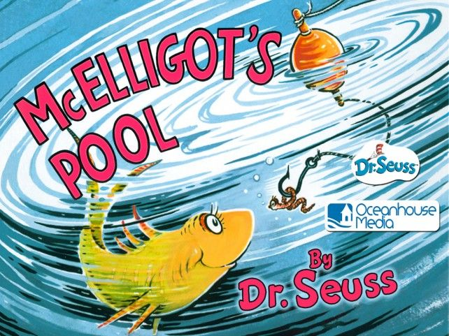 Dr. Seuss Fans Will Find This Cool, Oceanhouse Media Releases McElligot's Pool -- AppAdvice