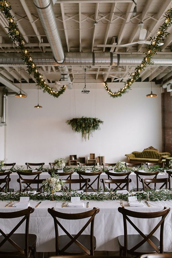 Vintage Industrial Wedding In Calgary: Brett + Holly   100 Layer Cake