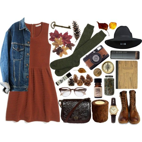 A fashion look from October 2013 featuring Madewell dresses, Timberland Boot Company boots and Sekonda watches. Browse and shop related looks.