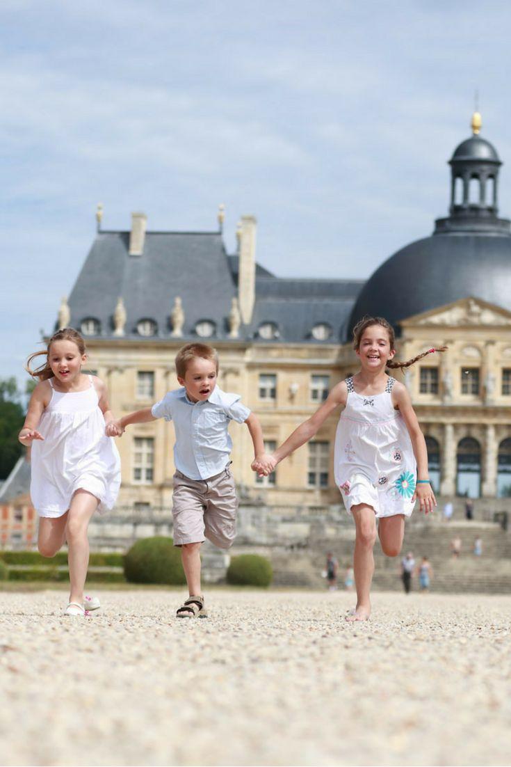 To do op vakantie: bezoek Château de Vaux-le-Vicomte met het hele gezin   Frankrijk met kinderen