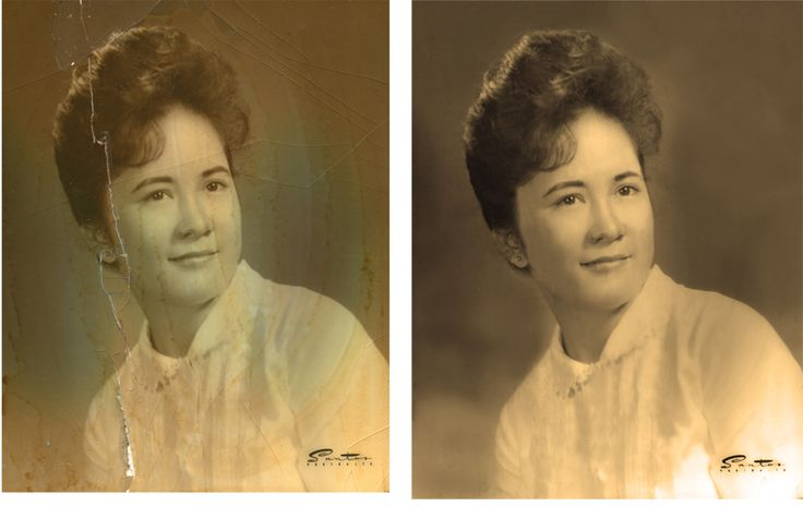 Photo restoration and repair of vintage photographs. visit http://www.fixingphotos.com to get your vintage photos repaired! #vintagephotos #photorestoration