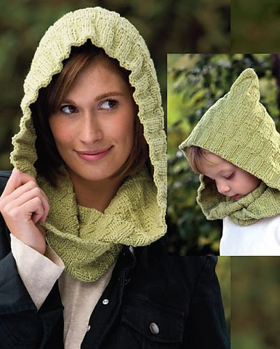 Hooded Cowl Knitting Pattern Ravelry : 17 Best images about Cowls, Snoods & Hoods on Pinterest Shawl, Knitting...