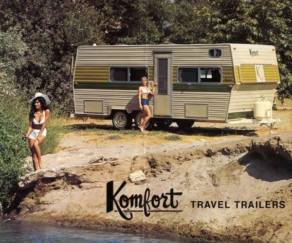 travel trailers for camping