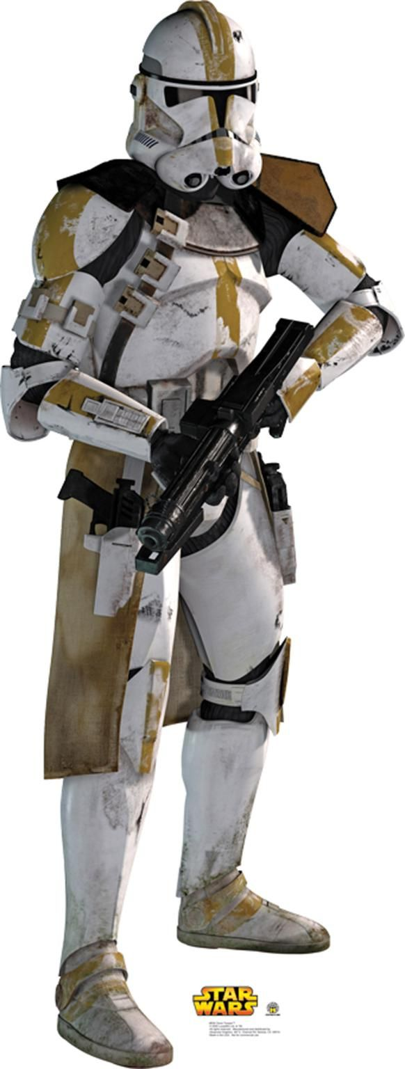 clone troopers | Clone Trooper - From Star Wars - 536