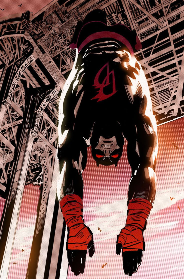 COMICS CONTINUUM / Marvel Comics First Looks: Daredevil #1