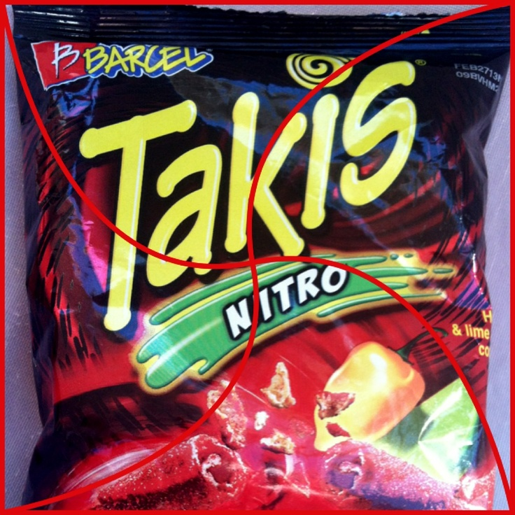 Are you nitro you spice up sourness super fast takis