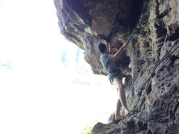 Railay, Rock Climbing Adventure : Phuket, Phang Nga, Krabi Tour Adventure By Gecko Extreme