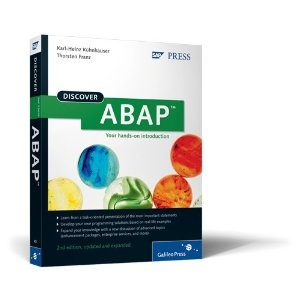 Discover ABAP (2nd Edition)http://sapcrmerp.blogspot.com/2012/01/discover-abap-2nd-edition.html