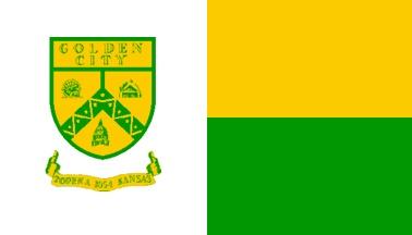 Flag of Topeka, Kansas