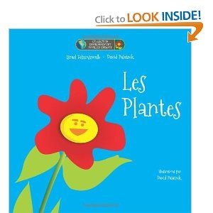 Les Plantes (Collection Environnement pour les Enfants) (French Edition): Israel Felzenszwalb, David Palatnik: 9781482593082: Amazon.com: Books