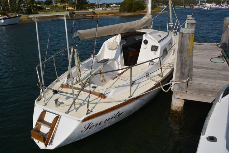 Serendipty 28ft John Spencer Design Yacht 1982 in Cars, Bikes, Boats, Boats, Sailboats | eBay!