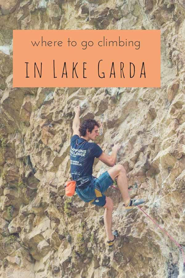 A weekend spent climbing in Arco, lake Garda, one of Italy's best climbing destinations. Where to climb in Arco, how to arrange climbing expeditions and meeting #AdamOndra, the world's best rock climber! #GardaTrek #GardaTrentino #rockclimbing