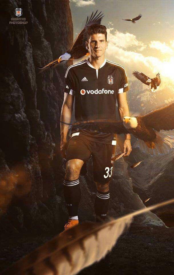 Mario Gomez.