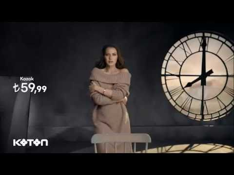 Koton - Fahriye Evcen Yeni Reklam Filmi
