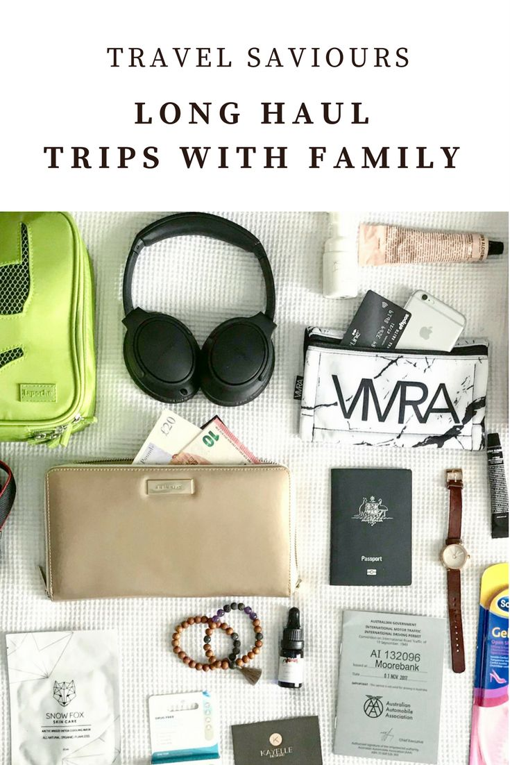Travelling with two teens and a partner can be FULL ON - But with these awesome products, life becomes a lot easier.