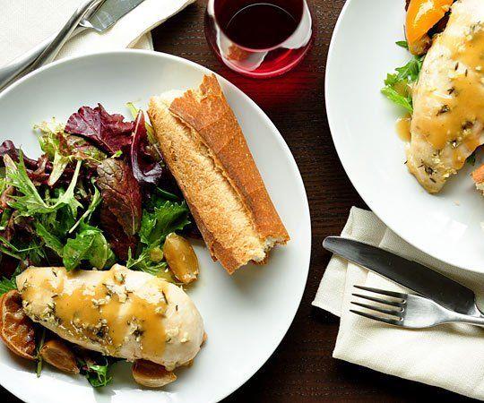Easy Dinner Recipe: Slow-Cooker Lemon Garlic Chicken — Recipes from ...