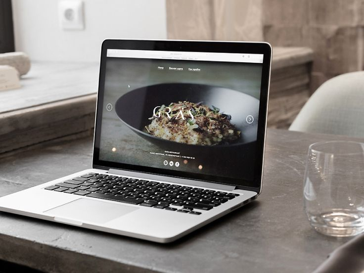 Gräs website