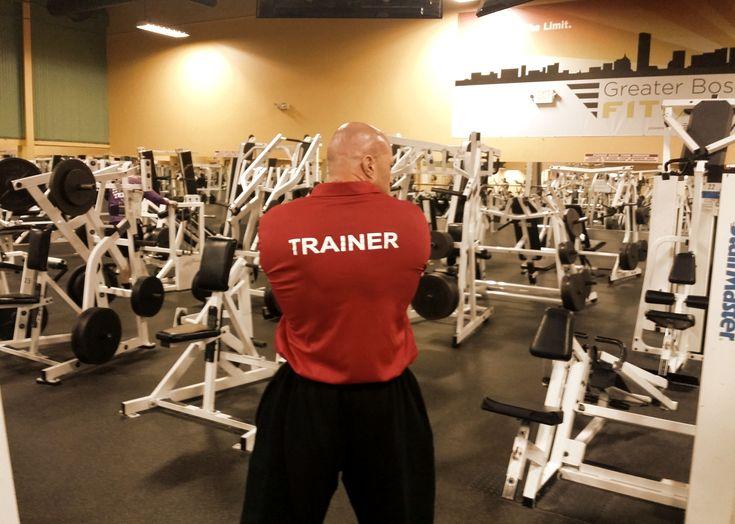 personal trainer boston
