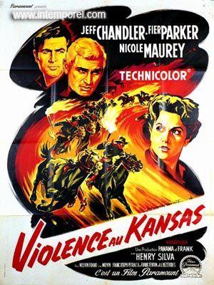 Violence au Kansas | Melvin Frank | 1959 | Encyclo-ciné