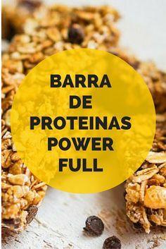 Receta Barra de Proteinas - Conoce los Beneficios, la manera Correcta de Utilizarla y Consejos al momento de Comprar las Barras de Proteinas Comerciales