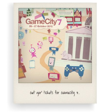 Very excited for Game City this year. Was away for last year's.