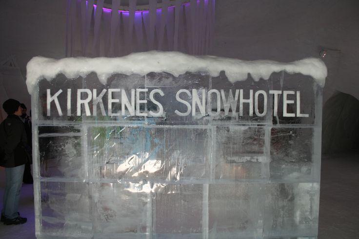 Noorwegen, Kirkenes, 2012