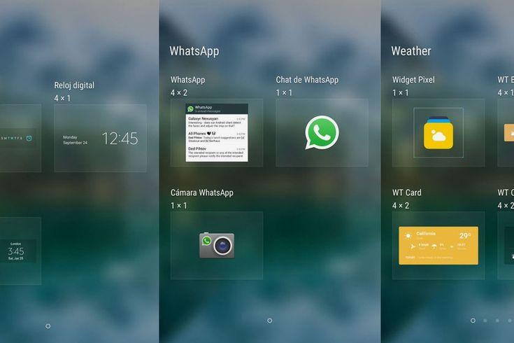Cómo añadir widgets a la pantalla de inicio en Android http://www.charlesmilander.com/es/news/2018/01/como-anadir-widgets-a-la-pantalla-de-inicio-en-android/ Quieres ganar dinero en Twitter? clic http://amzn.to/2jLtsgB