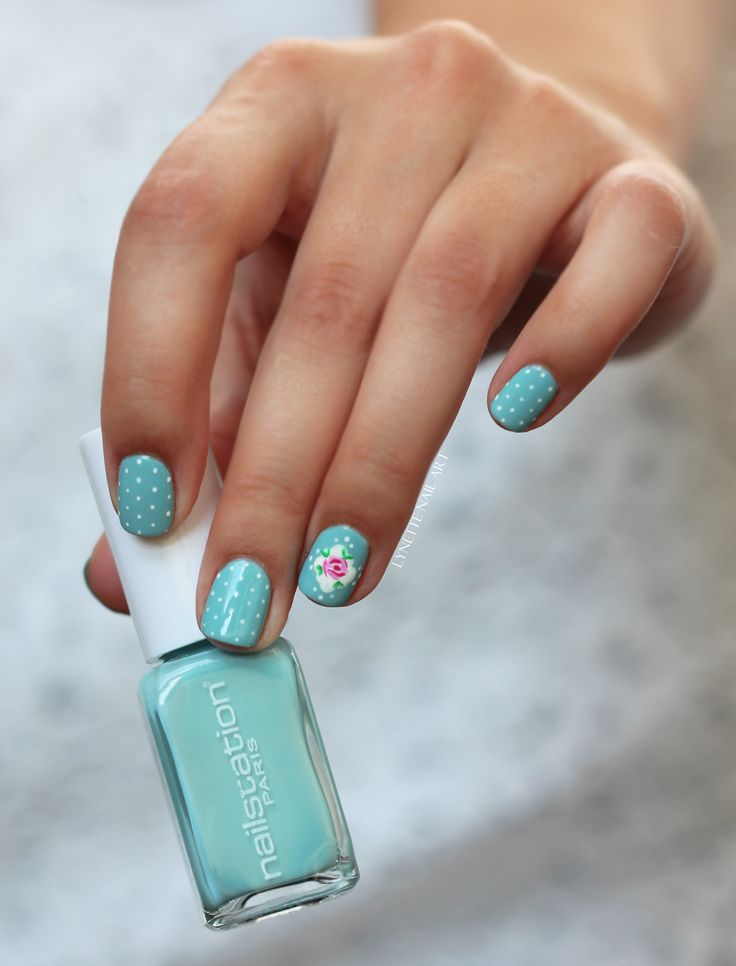 1000 ideas about shabby chic nails on pinterest chic - Nail art chic ...