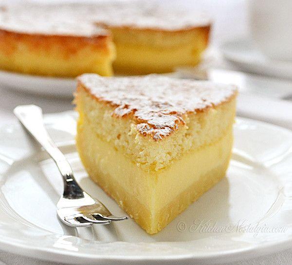 Grandma's Magic Cake