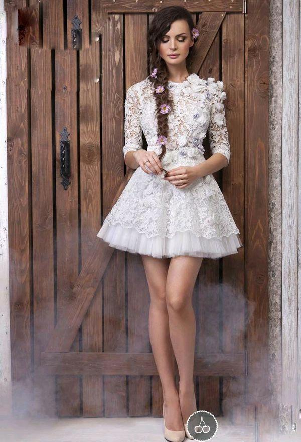 vestidos casuales cortos para gorditas jovenes
