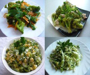 Топ-12 вкуснейших салатов из капусты
