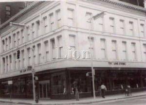 The Lions Store, Toledo,Ohio