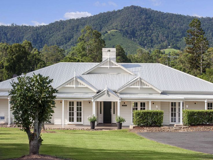 Gabled Homestead, Samford Valley, Qld.