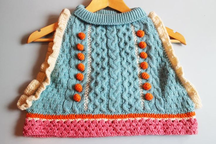 upcycled knitwear by Katie Jones