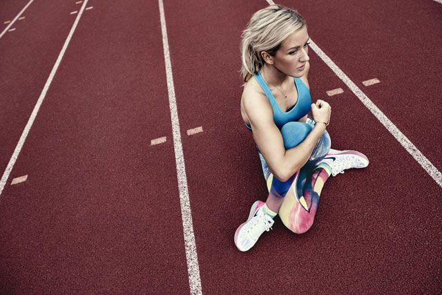 L'entraînement d'Ellie Goulding, bientôt disponible sur l'appli Nike+ Training Club  