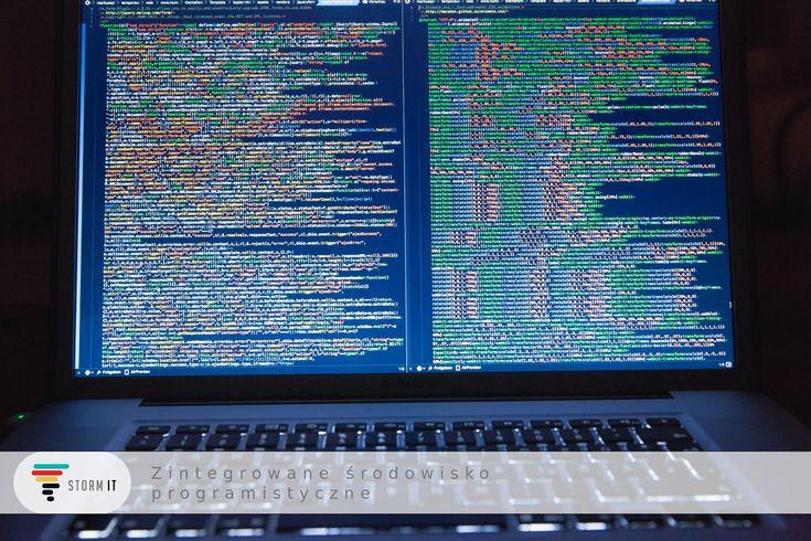 Java IDE IDE (Integrated Development Environment) – czyli zintegrowane środowisko programistyczne jest to aplikacja lub zespół aplikacji (środowisko) projektowany z myślą o maksymalizacji produktywności programisty. IDE charakteryzuje się tym, że udostępnia bardzo dużo różnorakich funkcjonalności, np. edycję kodu źródłowego, jego kompilację, automatyzację procesu budowania aplikacji, tworzenie baz danych, podpowiadanie składni, debugger, profiler, zarządzanie wersją kodu oraz wiele innych…