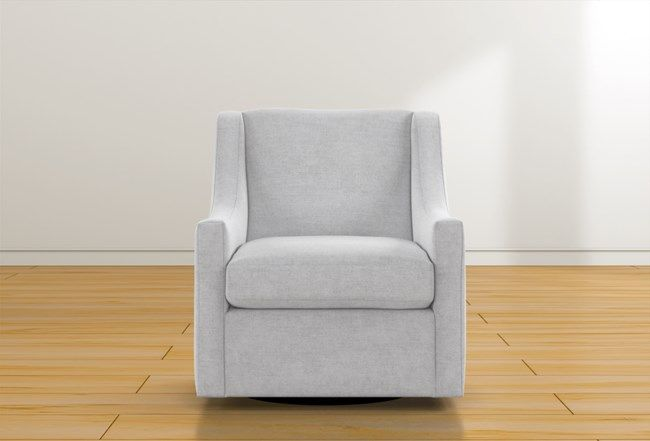 Emerson Ii Light Grey Accent Chair Grey Accent Chair Accent