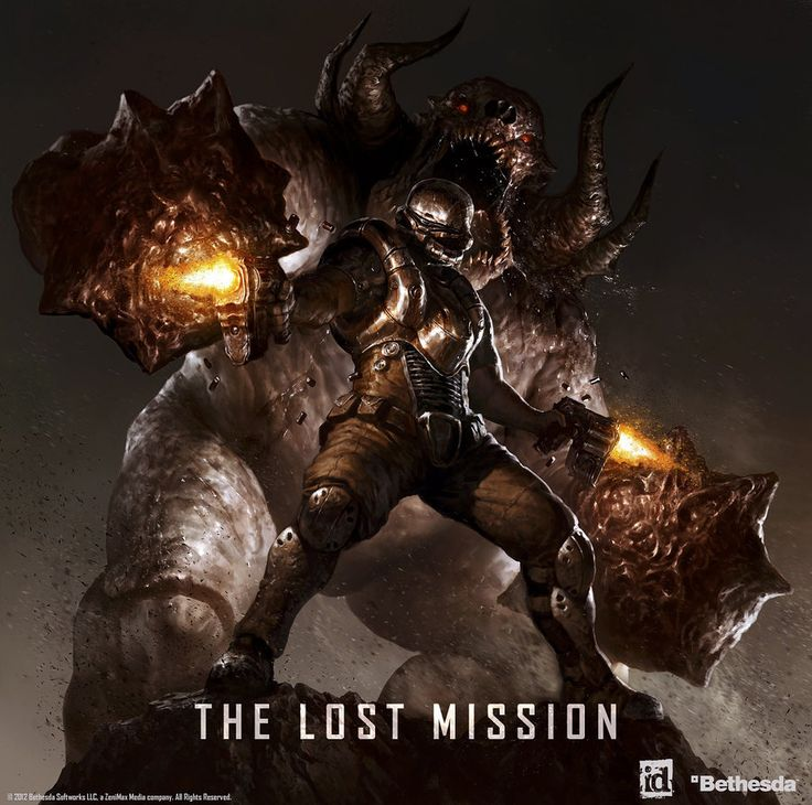 Doom BFG Edition by DavidRapozaArt.deviantart.com on @deviantART