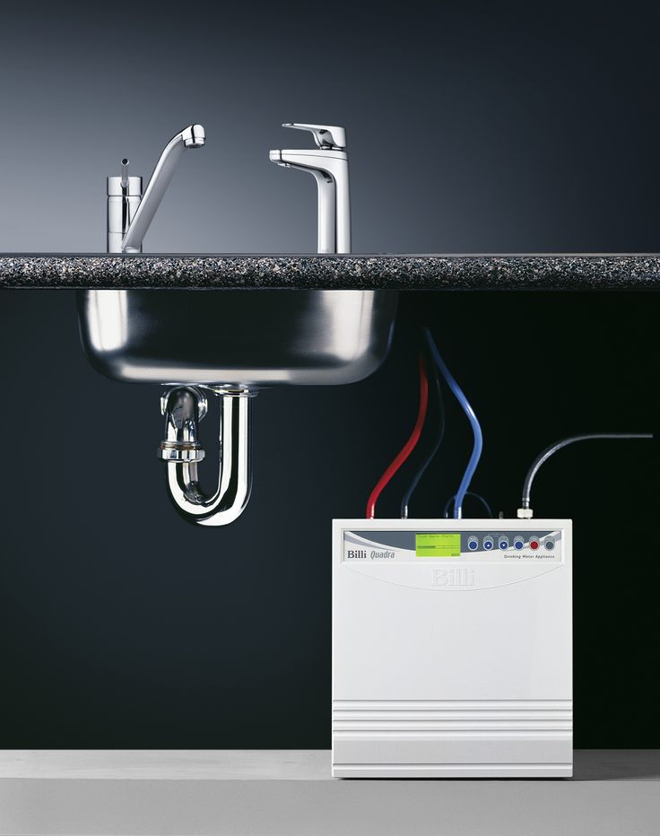 Counter Top Taps Hassle Free