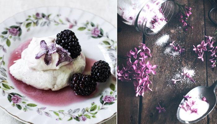 11 vackra blommor du både kan äta och dekorera med
