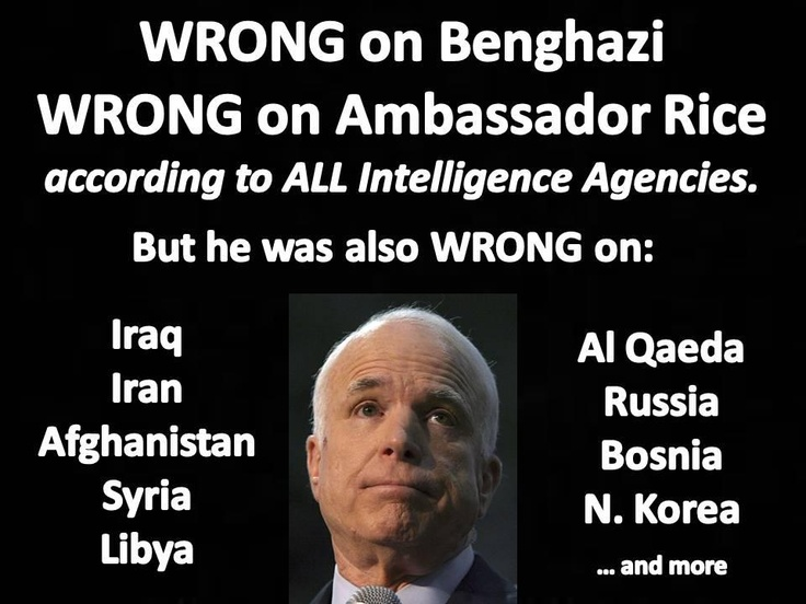 That's quite a track record. Don't forget his press conference demanding information on Benghazi... while missing a top level informational meeting on Benghazi. He's only about bad politics now.