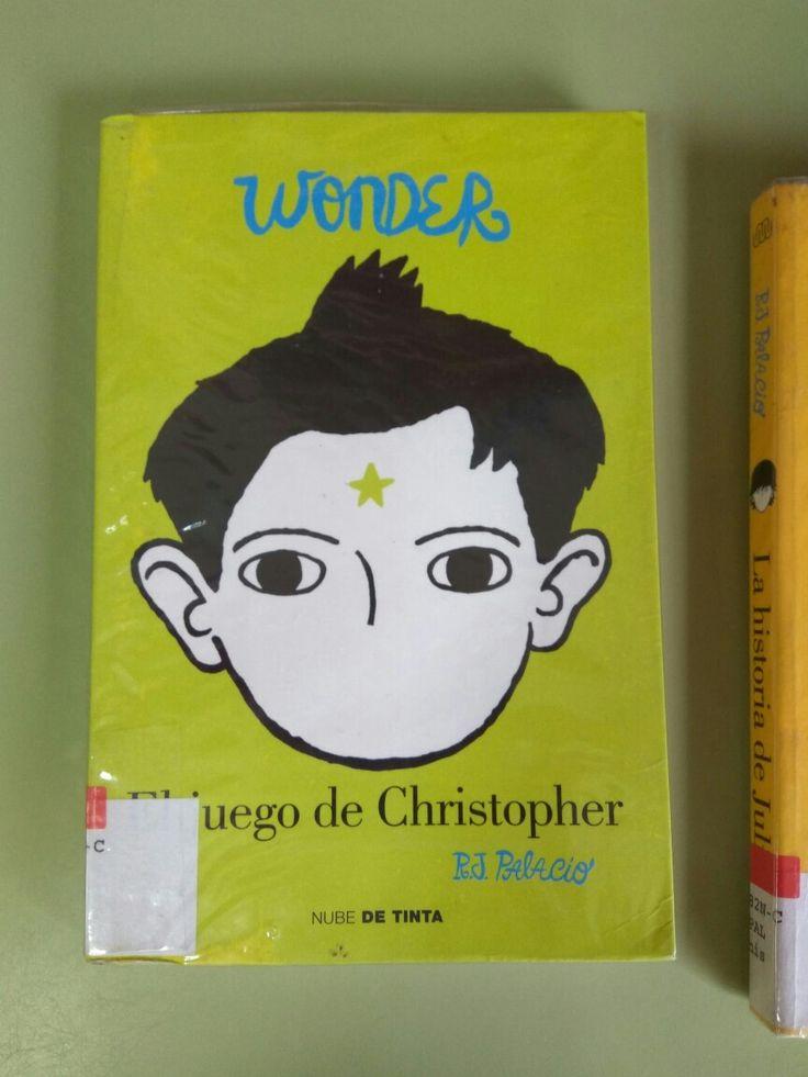 El juego de Christopher. Colección Wonder