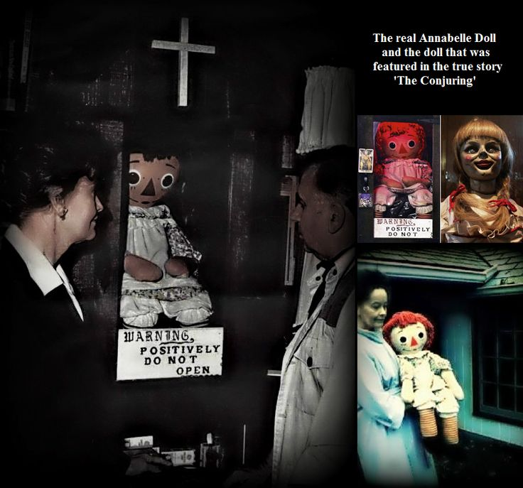 Annabelle Is Not Related To The Perron Family Haunting
