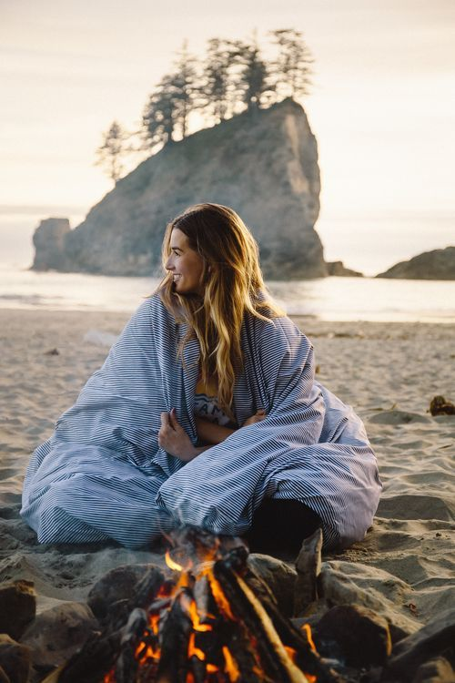 th2Studio | Our Retreat To Sleep inspiration | Beach camping